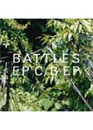 Battles - EPC/BEP (Music CD)