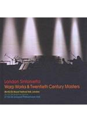 Various Composers - Warp Works And 20th Century Masters (London Sinfonietta) (Music CD)
