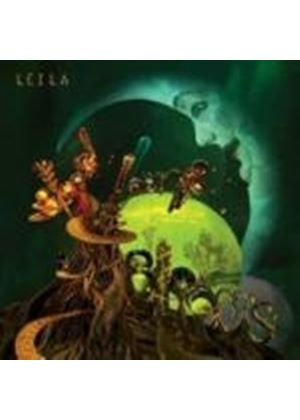 Leila - Blood Looms and Blooms (Music CD)