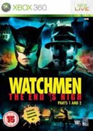 Watchmen: The End Is Nigh - Parts 1 & 2 (Xbox 360)