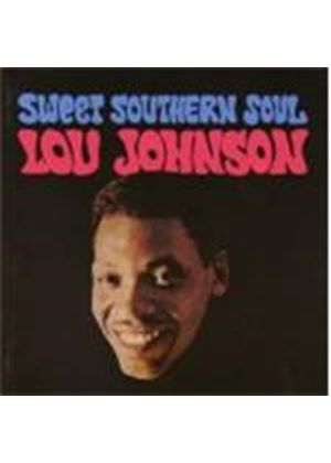 Lou Johnson - Sweet Southern Soul (Music Cd)