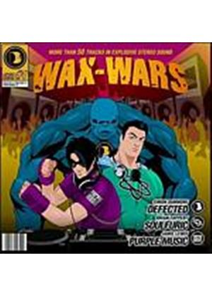 Various Artists - Waxwars (Music CD)
