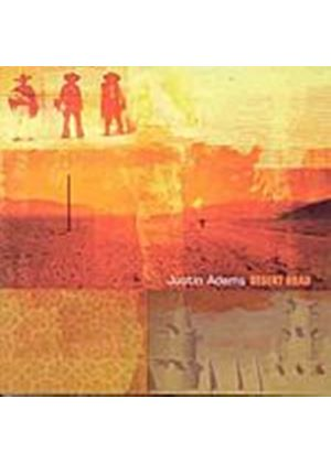 Justin Adams - Desert Road (Music CD)