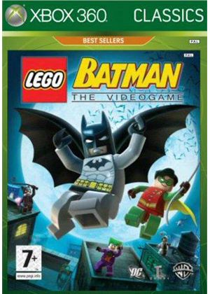 LEGO Batman: The Video Game (Classics) (XBox 360)