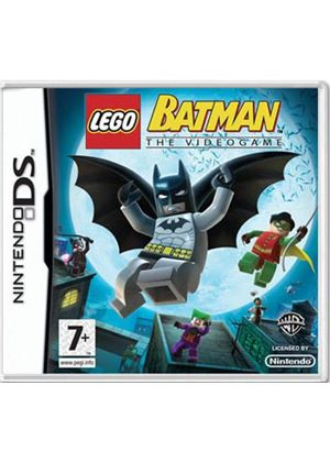 LEGO Batman: The Video Game (Nintendo DS)