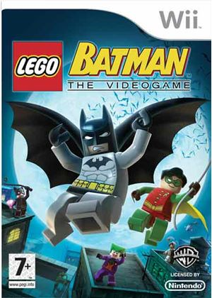 LEGO Batman: The Video Game (Wii)