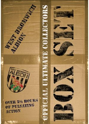 West Bromwich Albion - Official Ultimate Collectors Box Set