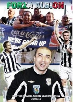 Forza Albion-West Bromwich Albion Season Review 2009/10