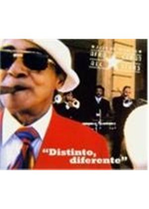 Afro Cuban All Stars - Distinto, Diferente (Music CD)