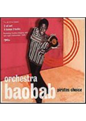 Orchestra Baobab - Pirates Choice (6 Other Tracks) (Music CD)