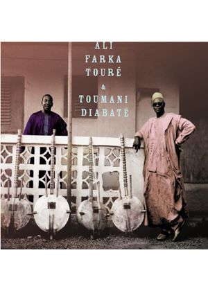 Ali Farka Toure & Toumani Diabate - Ali And Toumani (Music CD)