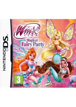 Winx Club - Magical Fairy Party (Nintendo DS)