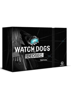 Watch Dogs - DedSec Edition (Xbox 360)