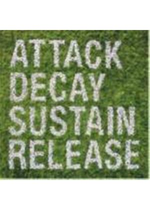 Simian Mobile Disco - Attack Decay Sustain Release (Music CD)