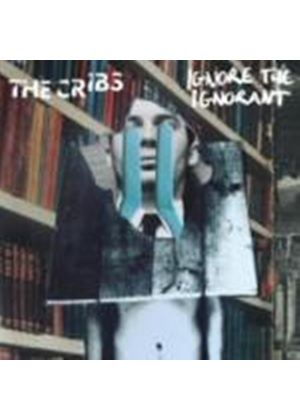 The Cribs - Ignore The Ignorant (Music CD)