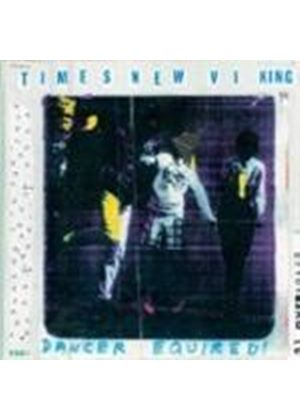 Times New Viking - Dance Equired (Music CD)