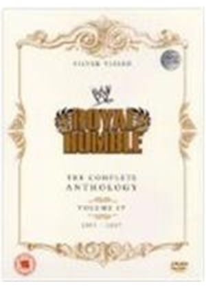 Royal Rumble Vol.4 (5 DISCS)  (DVD)
