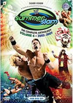 WWE - Summerslam: The Complete Anthology Vol. 4 2003 - 2007