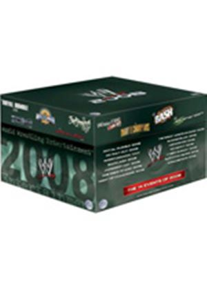 WWE - WWE 2008 Pay Per View Events Collection