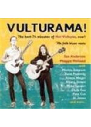 Hot Vultures - Vulturama (The Best Of The Hot Vultures)