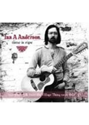 Ian A. Anderson - Rare Psych Folk From The Village Thing Years 1970-1973 (Time Is Ripe) (Music CD)