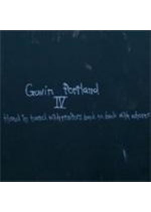 Gavin Portland - IV Hand In Hand With Traitors (Music CD)