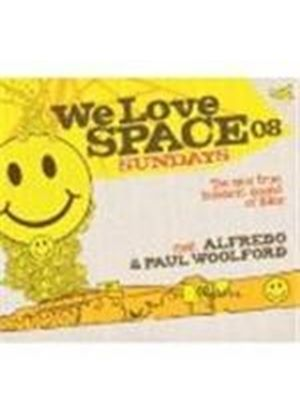 Various Artists - We Love Space Sundays 08 (2CD)