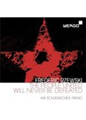 Rzewski: (The) People United Will Never Be Defeated (Music CD)