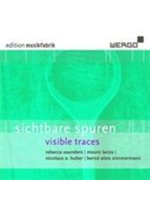 Sichtbare Spuren/Visible Traces (Music CD)