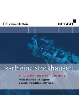 Karlheinz Stockhausen: Michaels Reuse un die Erde (Music CD)