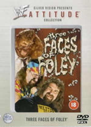 WWE - The Three Faces Of Foley