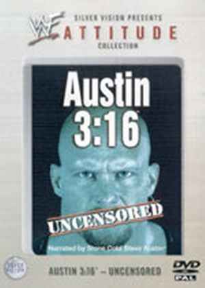 WWE - Austin 3.16 - Uncensored