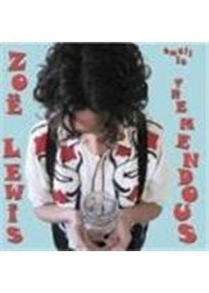 Zoe Lewis - Small Is Tremendous (Music CD)