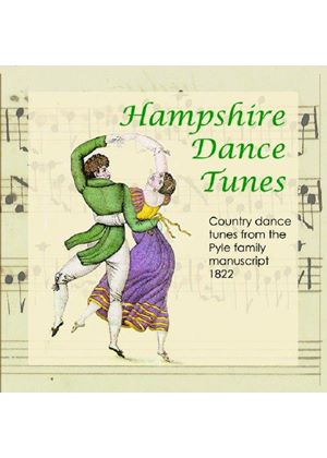 Various Artists - Hampshire Dance Tunes