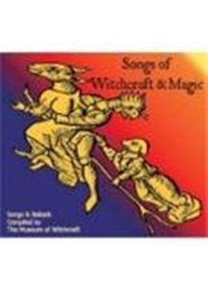Various Artists - Songs Of Witchraft And Magic (Music CD)