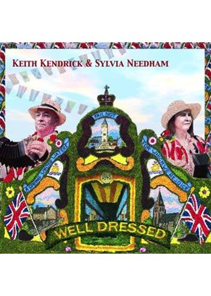 Keith Kendrick - Well Dressed (Music CD)