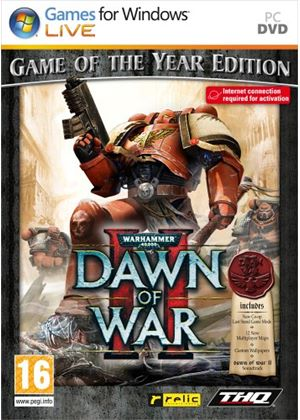 Warhammer 40,000 - Dawn of War II - Game of the Year Edition (PC)