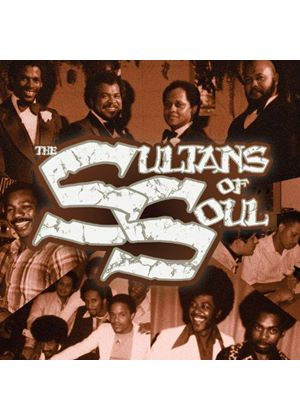 Various Artists - The Sultans Of Soul (Music CD)