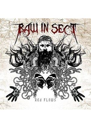 Raw In Sect - Red Flows (Music CD)