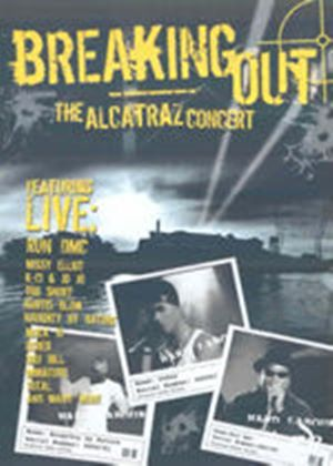 Breaking Out - The Alcatraz Concert (Various Artists) (DVD And CD)