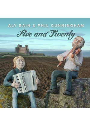 Aly Bain - Five and Twenty (Music CD)