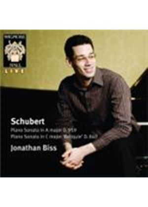 Kurtag; Schubert: Piano Sonatas (Music CD)
