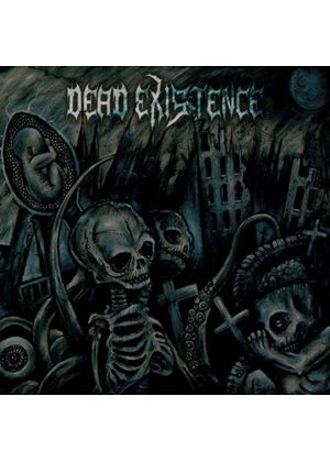 Dead Existence - Born Into The Planets Scars (Music CD)