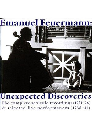 Unexpected Discoveries (Music CD)
