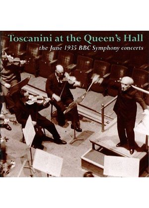 Toscanini in London: The Legendary 1935 Recordings (Music CD)