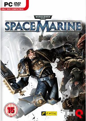 Warhammer 40,000 - Space Marine (PC)