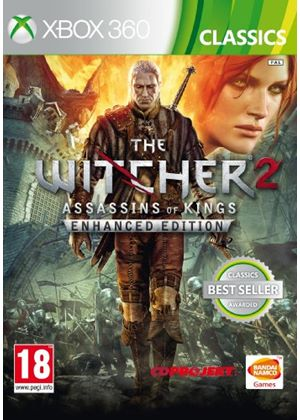 The Witcher 2 - Assassins of Kings - Enhanced Edition - Classics (XBox 360)