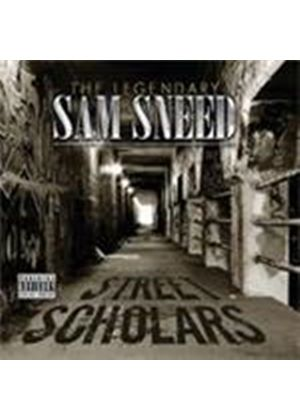 Sam Sneed - Street Scholars (Music CD)