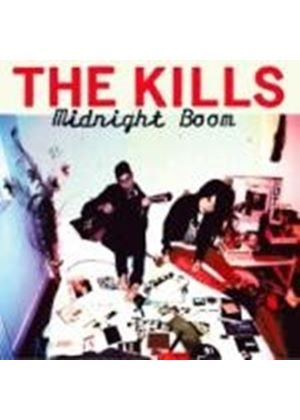 The Kills - Midnight Boom (Music CD)