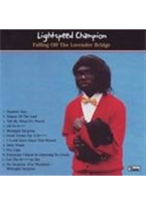 Lightspeed Champion - Falling Off The Lavender Bridge (Music CD)